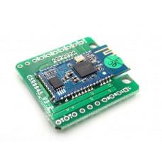 Аудио модуль Bluetooth 4.0 CSR8645 с усилителем 5+5Вт, с поддержкой APTx