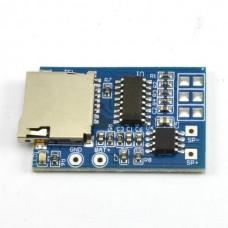 MP3 аудио модуль c MicroSD