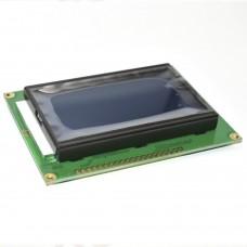 Графический LCD дисплей 12864B V2.0, синий (ST7920)