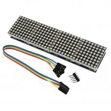 Модуль светодиодной матрицы 8х32, MAX7219
