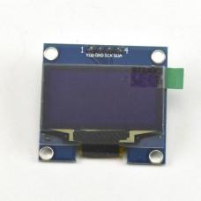 """OLED LCD дисплей 1.3"""" I2C"""