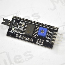 Преобразователь I2C интерфейса для LCD 1602 и 2004