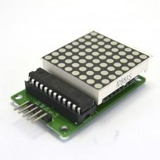 Max7219 модуль светодиодной матрицы