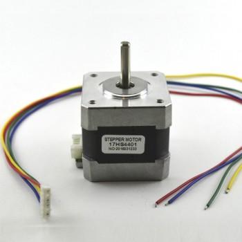 Шаговый двигатель Nema 17 (17HS4401)