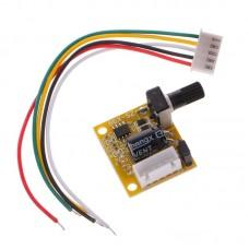 BLDC контроллер бесщеточных моторов, 3 фазы, 5-12В, 15 Ватт