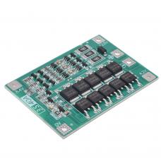 BMS 3S контроллер Li-Ion аккумуляторов 12.6В 40A
