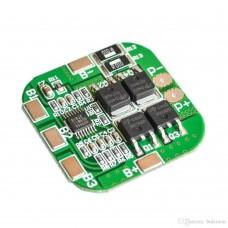 BMS 4S контроллер Li-Ion аккумуляторов 16.8В 20A