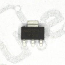 Стабилизатор напряжения AMS1117-3.3 SOT-223