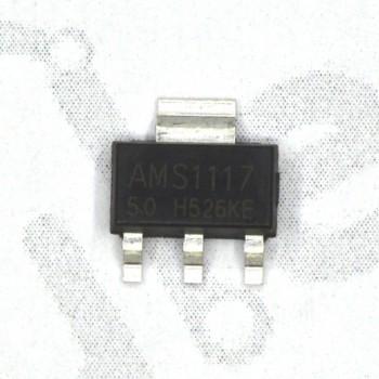 Стабилизатор напряжения AMS1117-5 SOT-223