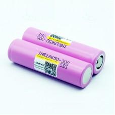 Аккумулятор SAMSUNG INR18650-30Q 3000mAh, 20A