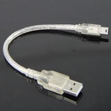 Mini USB кабель 20см