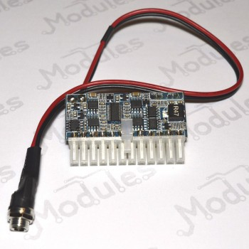 Компьютерный блок питания picoPSU-160 mini-ITX 24pin 160W