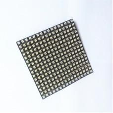 Гибкая светодиодная панель 16x16 LED WS2812 (NeoPixel)