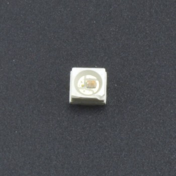 Светодиоды WS2812B-Mini с пиксельной адресацией