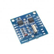 RTC модуль на DS1307, I2C