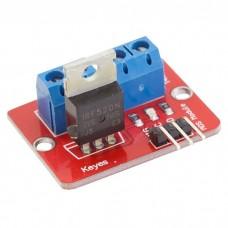 IRF520 модуль MOSFET-транзистора