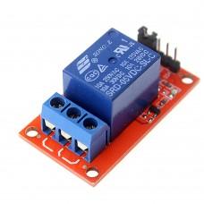 Модуль реле 1-канальный с опторазвязкой